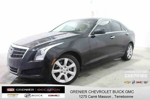 2014 Cadillac ATS SEDAN AWD Turbo AWD *CUIR + DÉMARREUR À DISTAN