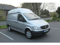 MERCEDES VITO 111 CDi LWB HIGH ROOF Ideal for Camper Conversion