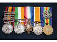 Wanted -Medals - Pocket - Watches Victorian - WW1- WW2- BOER WAR - R A F All Military Watches,Old