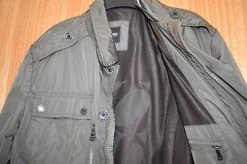 Boss jacket men size 42