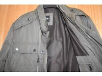 Boss jacket men size 42