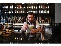 FULL TIME COCKTAIL BAR TENDER POSITION AVAILABLE