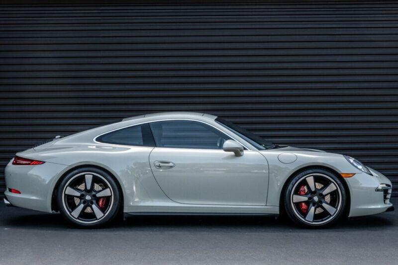 Image 4 Voiture Européenne d'occasion Porsche 911 2014
