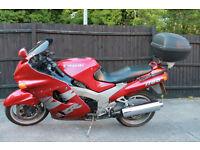 for sale kawasaki zzr 1100cc