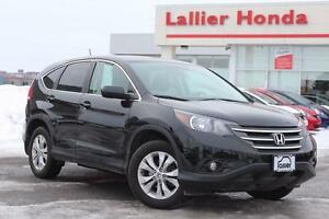 2014 Honda CR-V EX L AWD Leather and Sunroof !