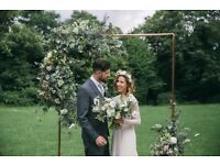 Quirky couple needed for a eco friendly wedding shoot with amazing Bristol wedding suppliers
