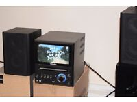YAMADA 7 INCH TV FREE VIEW BUILT/USB/RADIO/AUX IN PLAYER/CAN SEE WORKING