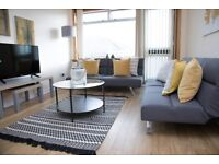 Two Bedroom short stay apartments in Wishaw