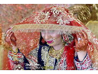 Wedding Photography & Cinematic Videos - Male / Female Photographer Videographer for Asian weddings
