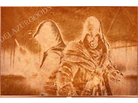 Epic Warrior Wall Decal||Peel & Stick||Removable||High Quality Materials || DIY
