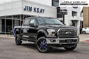2016 Ford F-150 XLT SuperCrew 4X4 6.5-ft. 4WD 2.7L ECOBOOST ENGI