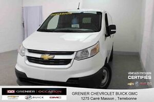 2015 Chevrolet CITY EXPRESS LT *RADAR DE RECUL*