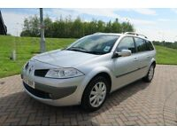 Renault Megane Estate, 1.5 DCi, 1 Owner!, FULL Main Dealer History, MOT