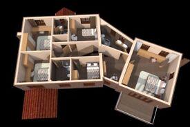 DESIGN SERVICES, Interior design, Architectural Survey, CAD Drawings, 3D Modelling, Visualisation
