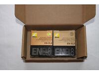 Nikon EN-EL8 LI-ion Rechargeable Battery for Nikon COOLPIX S1 S2 S3 S4;730 mAh