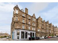 Double rooms in bright and spacious 3 bedroom flat (HMO) in Bruntsfield available 23 March 2018