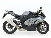 2017 BMW S1000RR Sport with Performance Pack & only 862 Miles ----- Price Promise!