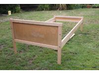Junior Bed Ikea Sniglar bed frame with slatted bed base