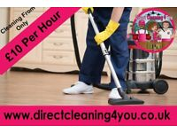Affordable Professional Cleaning - Commercial/Domestic/End Of Tenancy/Spring Clean/Carpet & More""