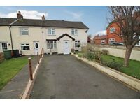Character Property for Sale in Winsford, Cheshire with good transport links.
