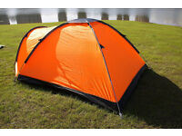 Tent for Hiking 2-3 Person Waterproof PE