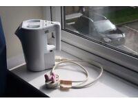Hinari mini travel/domestic kettle - 0.6 litre