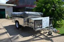 Camper Trailer as new Cairns Region Preview