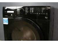 Beko Washer Dryer, 8+5 kg load capacity, Black. 6 MONTHS WARRANTY delivery and connection available
