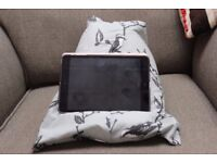 Beanbag rest for iPad, Tablet or Kindle