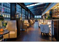 Part-time Bar Waiter / Waitress • 5pm start • DAKOTA Deluxe, luxury hotel • On Greek St, Leeds