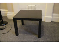 2 small Lack tables IKEA