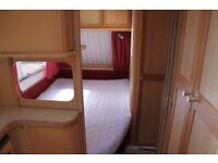 T.E.C Cris-Reg 2004 4 Berth Fixed Bed Caravan