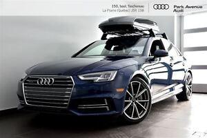 2017 Audi A4 2.0 TFSI PROGRESSIV S LINE+NAV+TOIT !