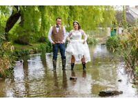 Professional Wedding Photography - Free Engagement Shoot*