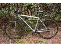 Very light hybrid/commuter bike for sale