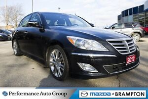 2012 Hyundai Genesis 3.8|BLUETOOTH|REAR CAM|LEATHER|SUNNROOF