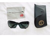 Ray-Ban 4068 BLACK 601 Sunglasses (geniue) only collection