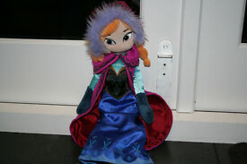 Disney classic Anna doll (16'')