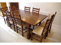 Beautiful, traditional dining room furniture for sale