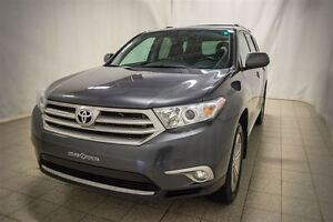 2013 Toyota Highlander Sport, AWD, Cuir, Toit Ouvrant, Roues en