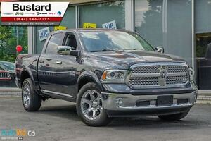 2014 Ram 1500 LARAMIE | NAV | PARK ASSIST | LEATHER