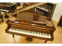 Small baby grand piano - Tuned & UK delivery available
