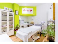 Treatment room to rent in salon near Old Street Station