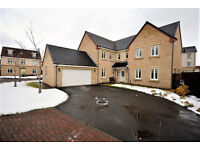 Executive 5 bed detached home in Dunfermline, Immaculate move in condition.