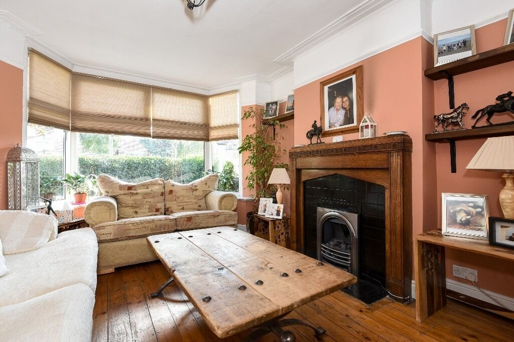 A lovely period three bedroom house with private garden to rent.