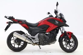 SOLD SOLD SOLD ---2015 Honda NC750X DCT -- Price Promise!!! ---