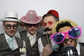 Photo Booth Hire for Weddings & Party in Norfolk, Suffolk & Cambridgeshire