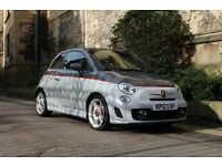 ABARTH 500C MANUAL Bi-Colore Edition