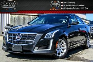 2014 Cadillac CTS Luxury RWD|Navi|Pano|Sunroof|Bluetooth|Backup