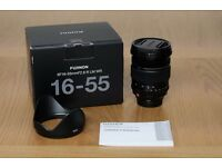 Fujifilm XF 16-55mm F2.8 R LM WR Lens with Free Postage within the UK